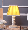 Orange Poly Cotton Lamp Shade by Beverly Studio