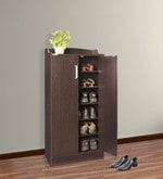 Big Guy Shoe Cabinet in Brown Colour