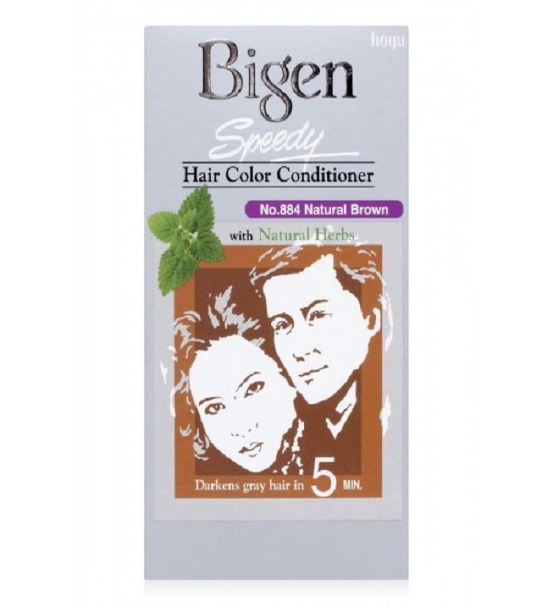 Bigen Speedy Hair Color No 884 Natural Brown By Bigen Online