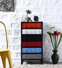 Cassiar Chest of Drawers in Multi-Color Finish by Bohemiana