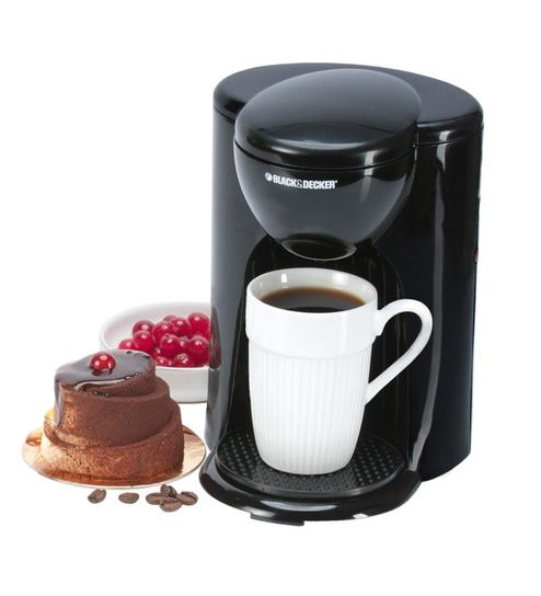 Black & Decker DCM25-B5 1 Cup Drip Coffee Maker by Black and Decker Online - Tea & Coffee Makers ...