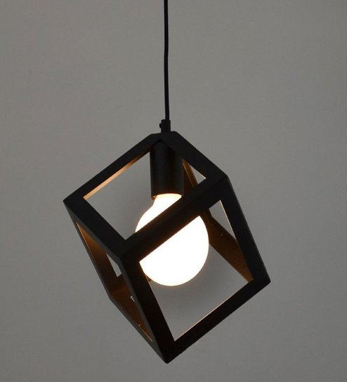 7a400392ef62 Buy Black Metal Hanging Light by Astral Online - Contemporary Hanging Lights  - Hanging Lights - Lamps & Lighting - Pepperfry Product