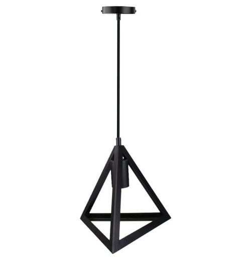 b610b5acee31 Buy Black Metal Hanging Light by Astral Online - Contemporary ...