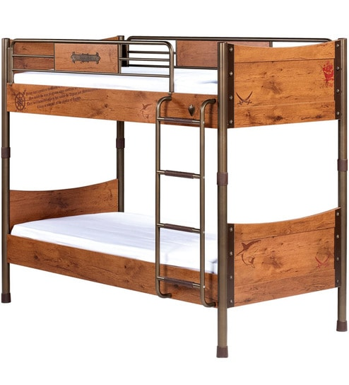Black Pirate Single Size Bunk Bed By Cilek Room By Cilek Room Online