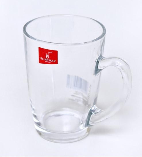 Buy Blinkmax Scented Glass 150 Ml Tea Cups Set Of 6 Online Beer