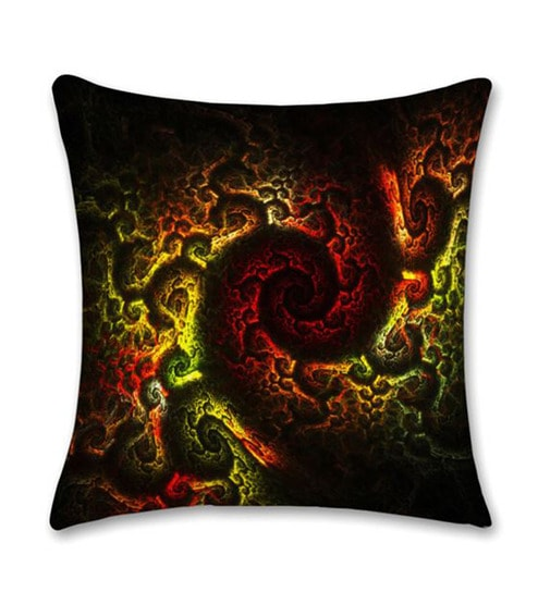 Bluegape Cool Abstract Design Cushion Cover