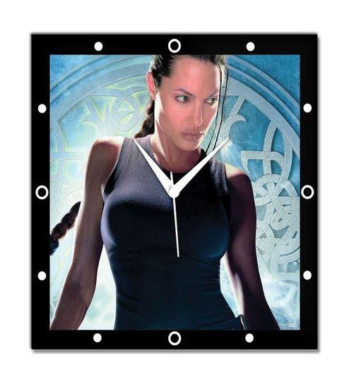 Bluegape Lara Croft: Tomb Raider Wall Clock by Bluegape Online