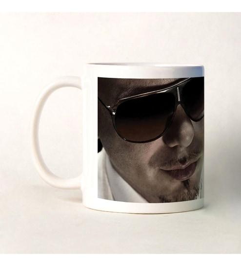 Bluegape Pitbull Singer Mug