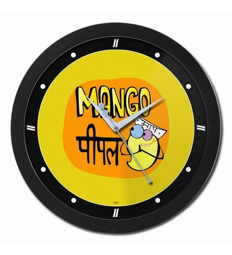 Bluegape Mango People India Funny Quote Aam Aadmi Party Glass Wall