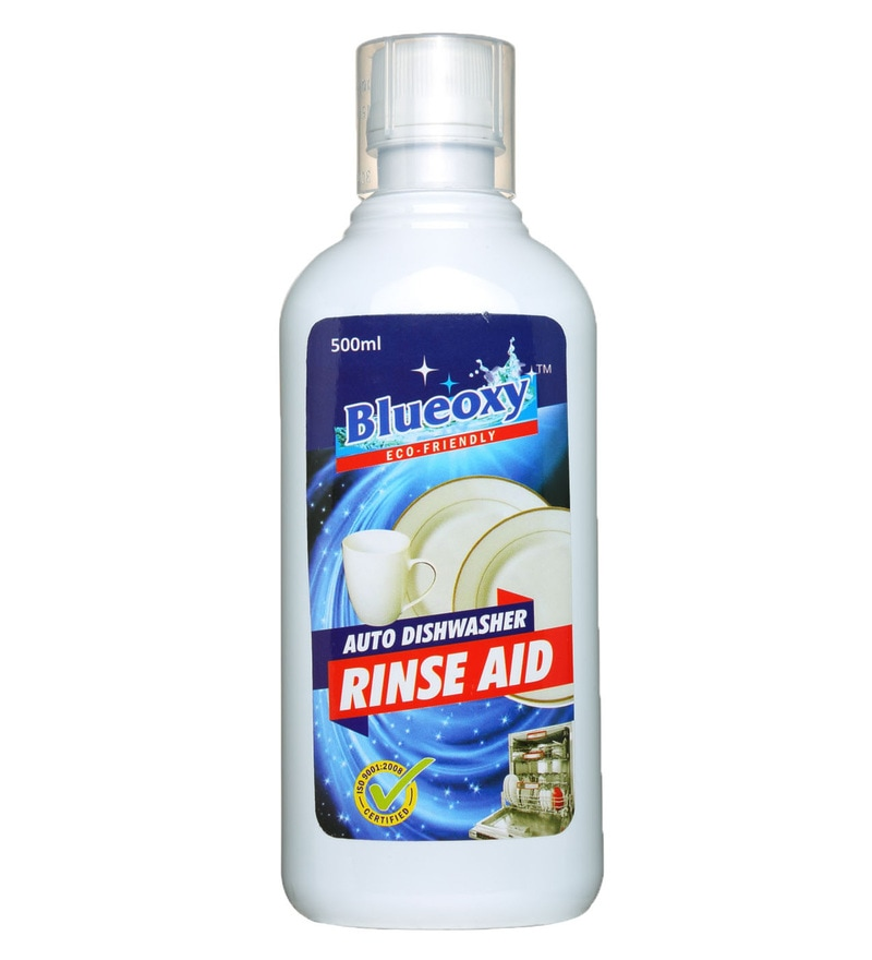 Blueoxy Auto 500 ML Dishwasher Rinse Aid