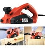 Black and Decker Plastic & Metal Rebating Planer