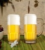 Blinkmax Cowboy 353 ML Beer Mugs - Set of 2