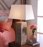 Kaiser Table Lamp in Cream