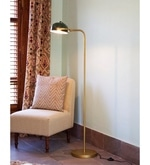 Argo Floor Lamp in Green