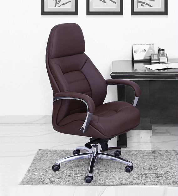 Boss High Back Executive Chair In, Boss Furniture Reviews