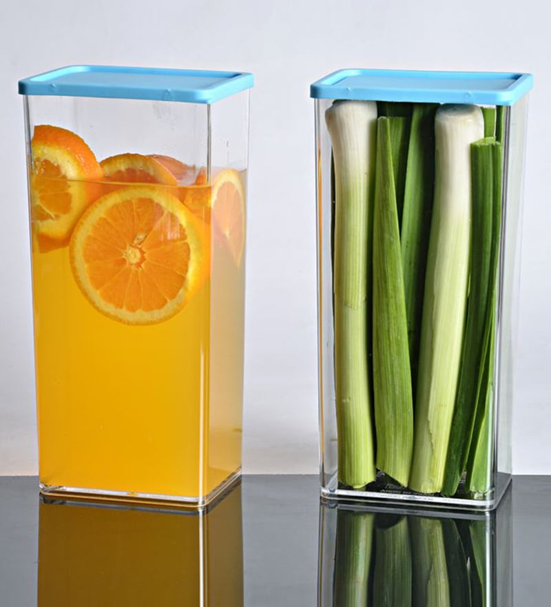 Rectangle 1.2L Container Set