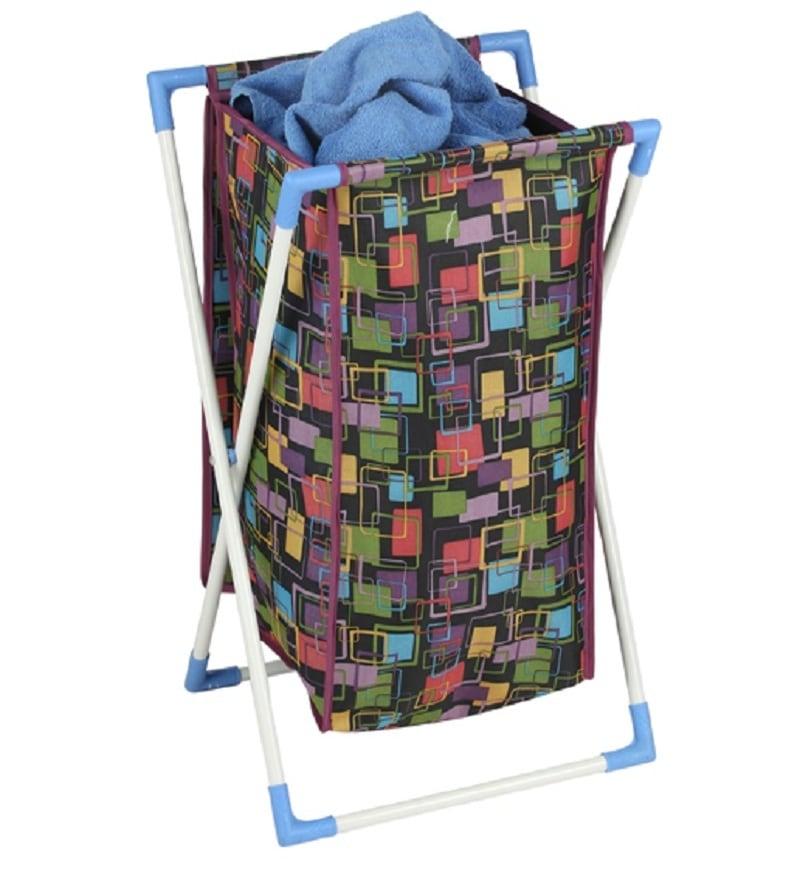 Bonita Cotton 10 L Laundry Basket