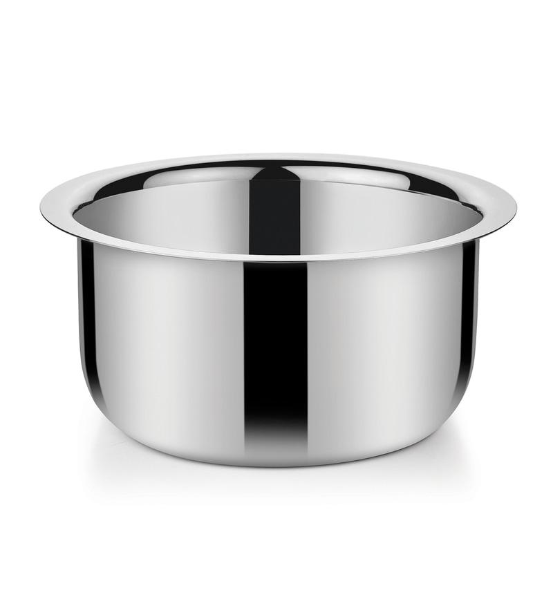 Bonita Stainless Steel 3.3 L Hearty Milk Pan