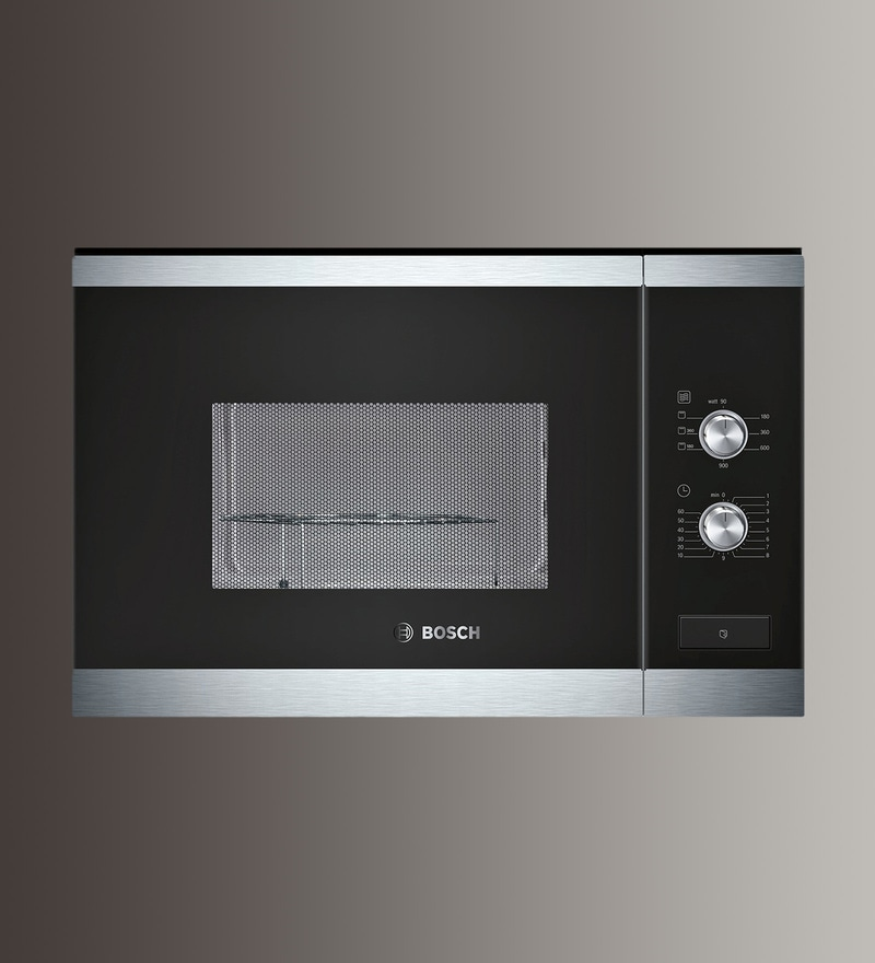BOSCH 60 cm Built-In Microwave Oven (25L)