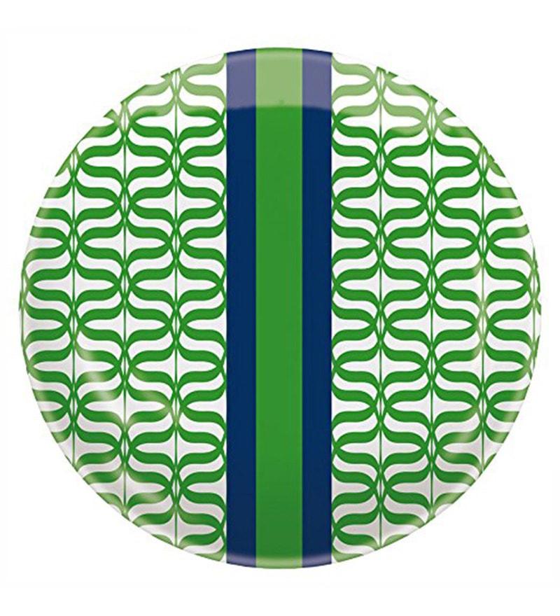 Boston International Jacki Melamine Salad Plate