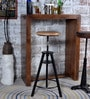 Boddington Black Colour Bar Stool by Bohemiana