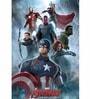 Bombay Merch Paper 24 x 36 Inch The Avengers Unframed Poster