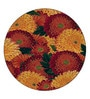 Boston International Caskata Studio Mums Melamine Dinner Plate