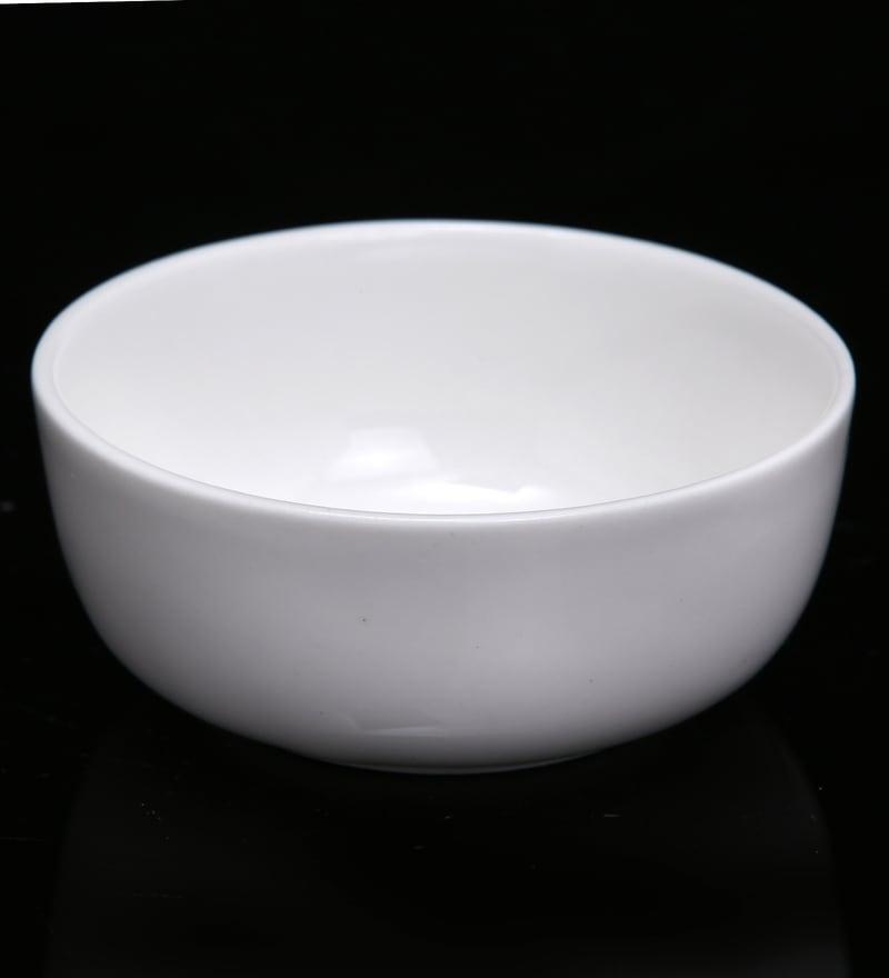 Bp Bharat Fine Bone China Soya Sauce Bowl - Set of 36