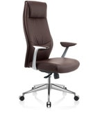 Bravia Executive Chair in Brown PU