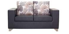 Brio Two Seater Sofa in Grey Colour