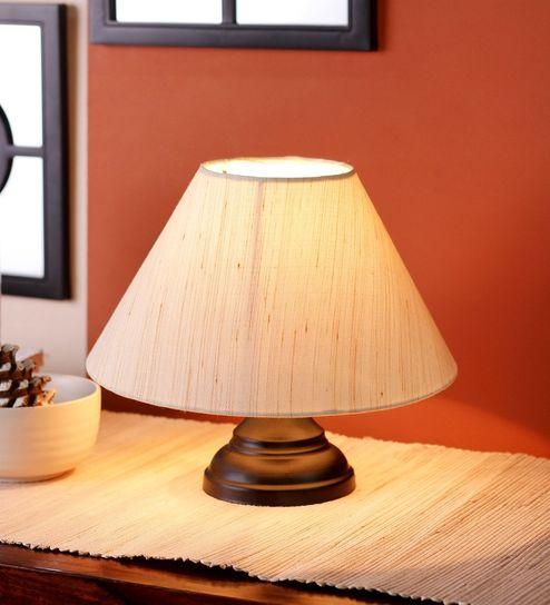 Buy brown bamboo table lamp by new era online contemporary table brown bamboo table lamp by new era aloadofball Images