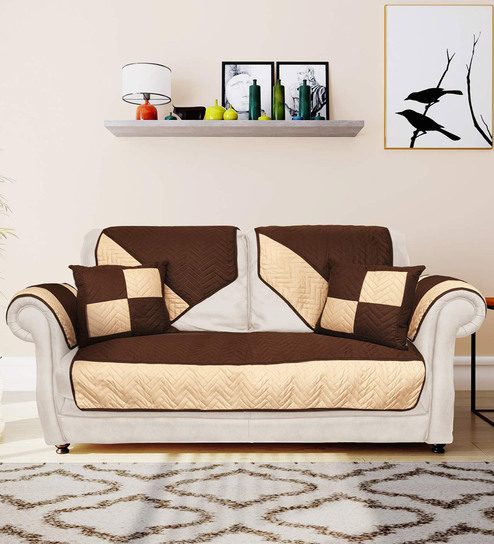 70 Gsm Patch 2 Seater Sofa Cover