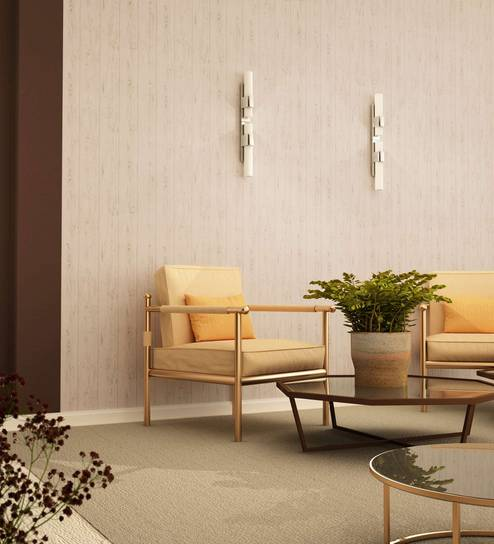 Brown Tree Hill Wallpaper Nilaya Wall Coverings By Asian Paints