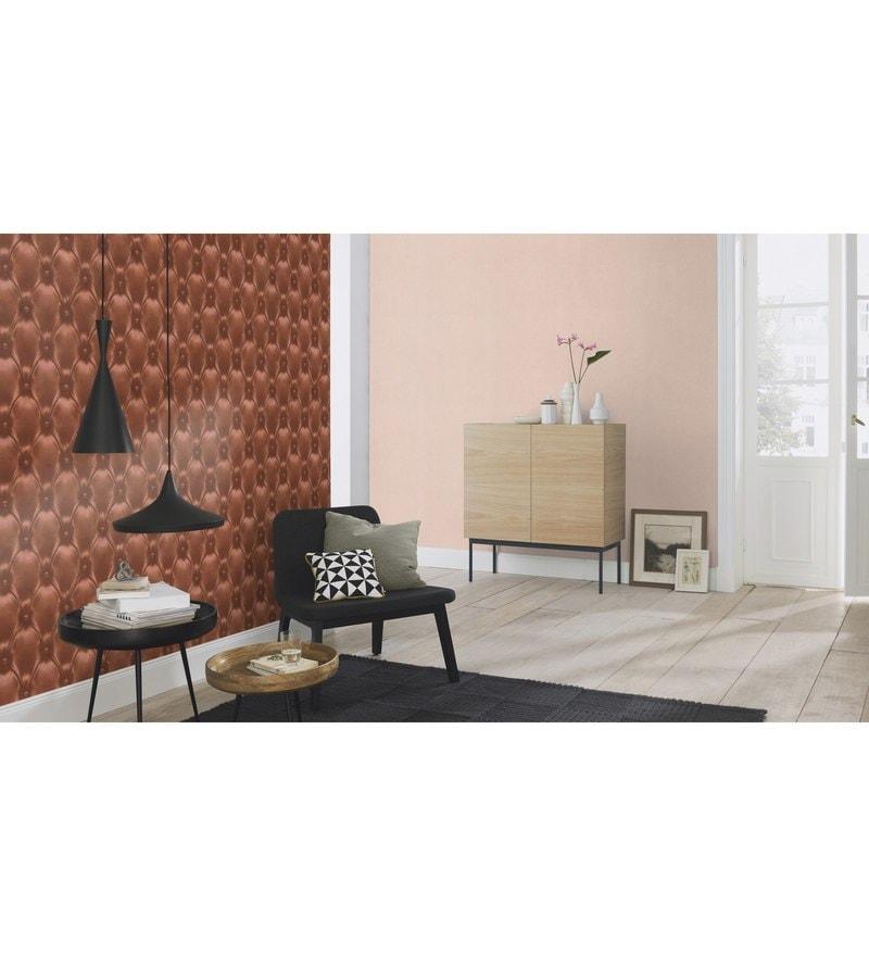 Brown Non Woven Fabric Barbara Becker 2 Design 21 x 394 Inch Wallpaper by Marshalls