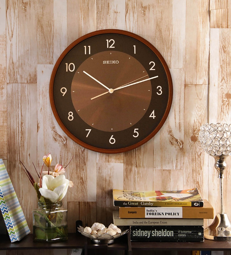 Seiko Wall Clock In India The Best Wall 2018
