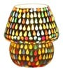 Brahmz G83 Multicolour Glass Mosiac Table Lamp