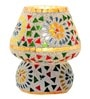 Brahmz G87 Multicolour Glass Mosiac Table Lamp