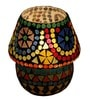 Brahmz Charming Glass Table Mosaic Handcrafted Lamp