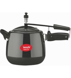 Butterfly Superb Plus Aluminium 3 Ltr Pressure Cooker With Inner Lid