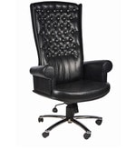 Cambridge Office Chair in Black Colour