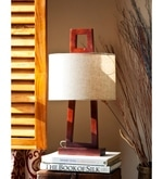 Pisa Table Lamp in Natural