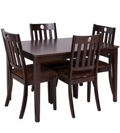 Four Seater Dining Sets Buy Four Seater Dining Sets Online In India At Best