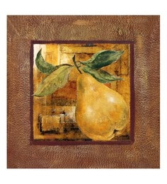 Canvas 28 X 0.2 X 28 Inch Fruit Sample Unframed Handpainted Art Painting