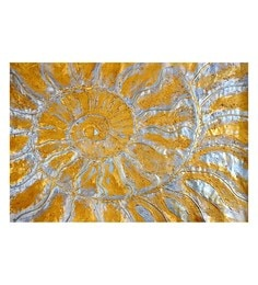 Canvas 36 X 0.2 X 24 Inch Shine Unframed Handpainted Art Painting