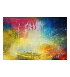 Canvas 36 X 0.2 X 24 Inch Unframed Handpainted Art Painting