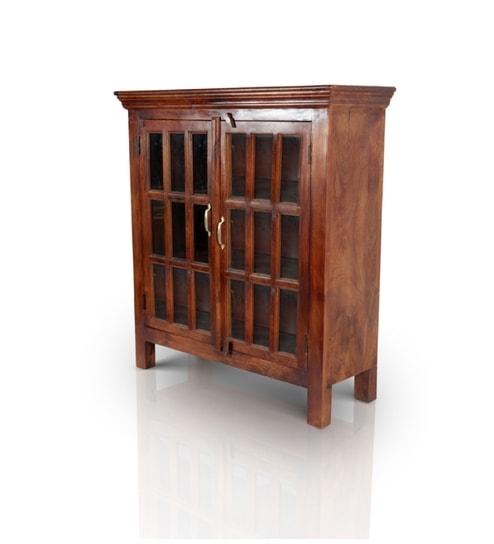 Cayenne Classic Glass Door Book Shelf By Mudramark Online