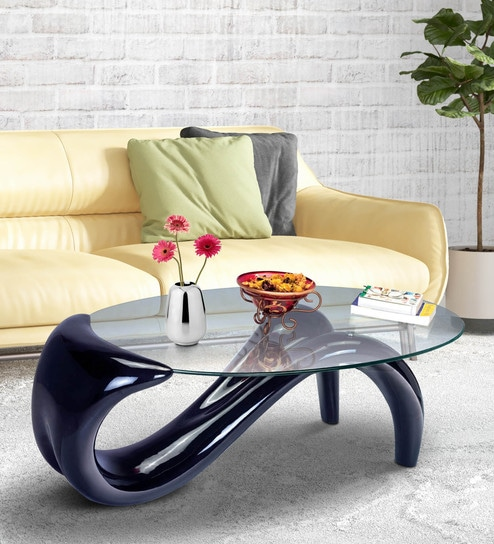 Pleasant Caferia Coffee Table In Black Colour By Godrej Interio Gmtry Best Dining Table And Chair Ideas Images Gmtryco