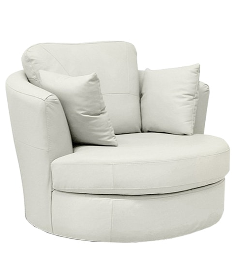 Pleasant Caleen Accent Chair In White Colour By Madesos Caraccident5 Cool Chair Designs And Ideas Caraccident5Info