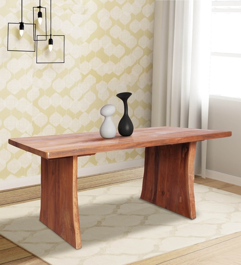 Swell Camden Dining Table In Natural Wood By Stories Machost Co Dining Chair Design Ideas Machostcouk