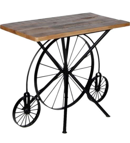 Cantung Charkha Dining Table by Bohemiana